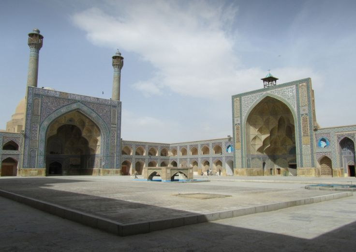 jameh moskee isfahan  http://iranclassictravel.nl #iran #persia #middleeast