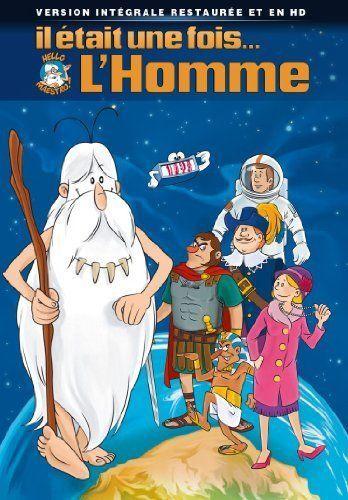 IL ETAIT UNE FOIS... L'HOMME - en DVD - NEUF - INTEGRALE COFFRET  DVD