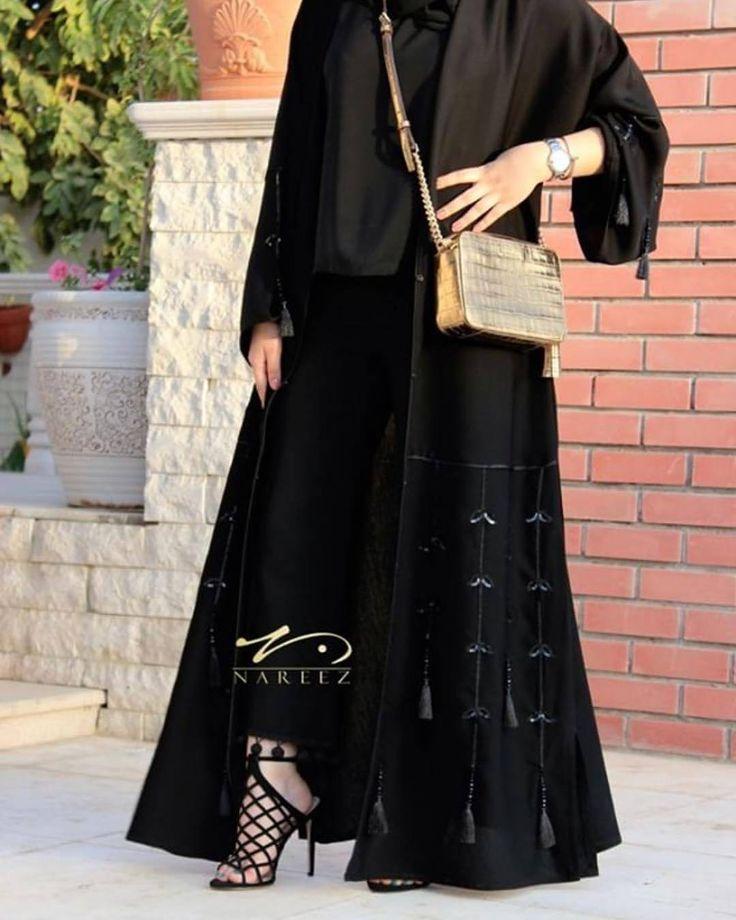 #Repost @abaya_designs with @instatoolsapp Abaya from @nareez_boutique #abayas #abaya #abayat #mydubai #dubai #SubhanAbayas #l4l