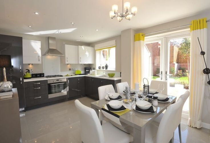 Highfields Finchley 3 Barratt Homes Kitchen