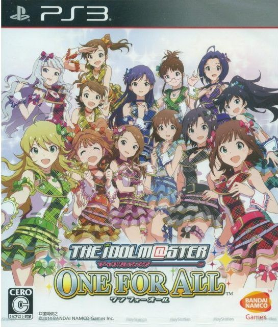 The Idolm Ster One For All Ps3 Iso Rom Download Gaming Wallpapers