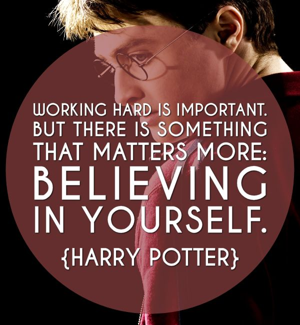 10 Inspiring Harry Potter Quotes for a Magical New Year | Potter Talk