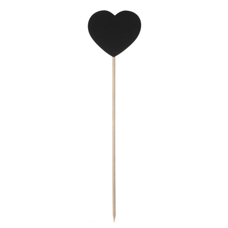 What cute little touch lead your reception area your centrepieces wishing table anywhere else would like some words These gorgeous blackboard heart stakes used write poems directions simple your initials names used just about anywhere They measure 85mm across 70mm length stake 30cm height