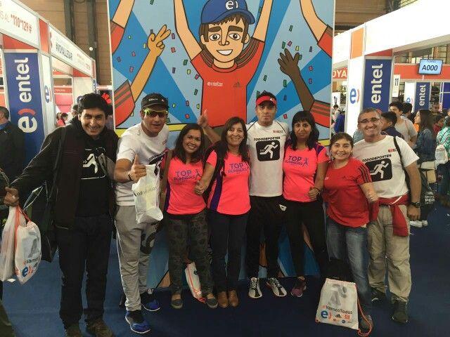 Maraton de santiago 2016 #TodoDeportesChile #topRunners