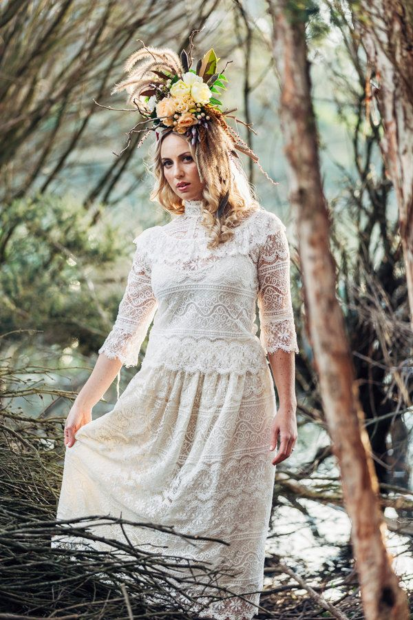 Rustic Farm Wedding Inspiration