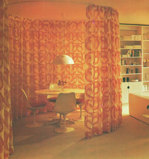 1970s Dining Area