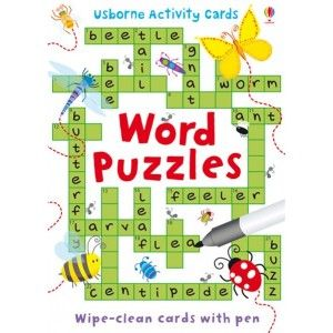 word puzzles - angol nyelvű játék
