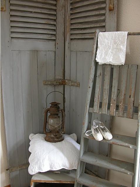 169 best images about trap ladder decoratie on pinterest shelves plant stands and shabby - Decoratie montee d trap ...