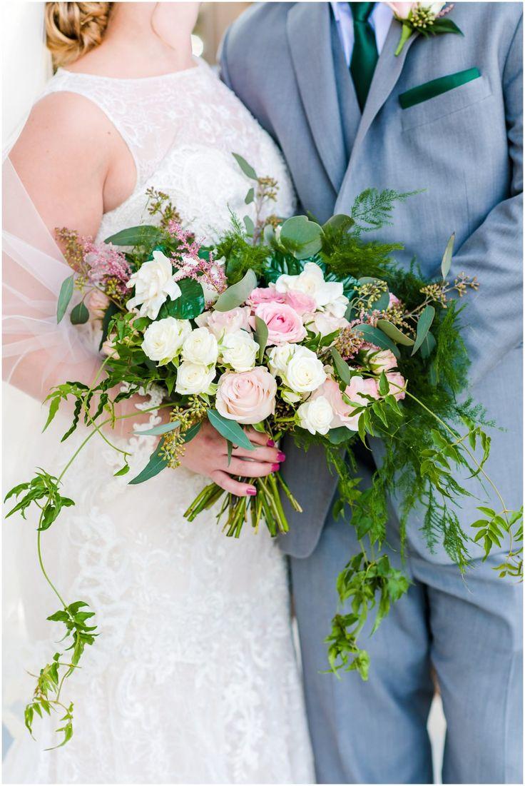 Diana and Chris Market Hall Raleigh NC Wedding