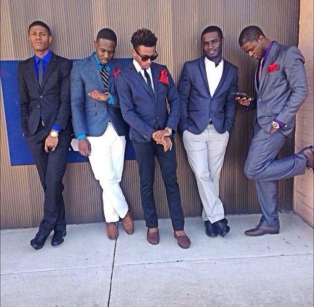 Men in suits ❤✔