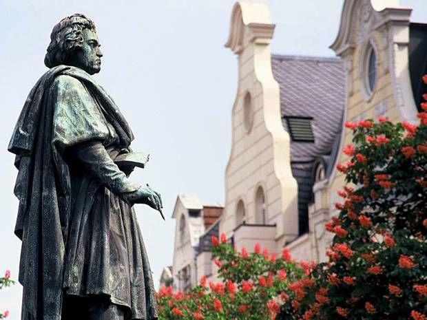 Beethoven statue, Bonn, Germany