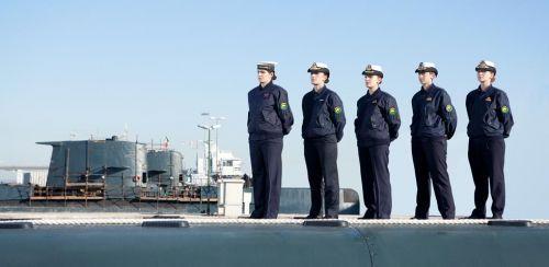 Первые итальянские женщины-подводники