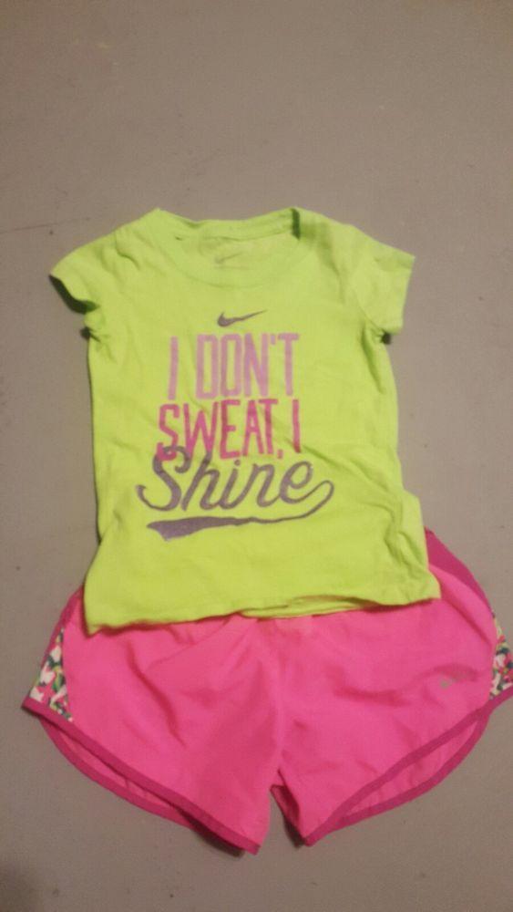 14f6f2eb8f Nike Girls Outfit Size 4 #fashion #clothing #shoes #accessories  #kidsclothingshoesaccs #girlsclothingsizes4up (ebay link)