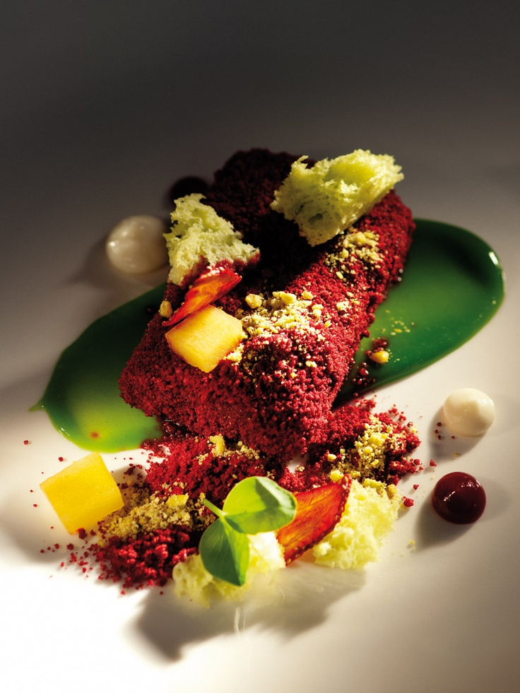 Richard Carstens, Tokara Restaurant at Tokara Wine Estate (Stellenbosch)  COPYRIGHT: Opulent Living Magazine