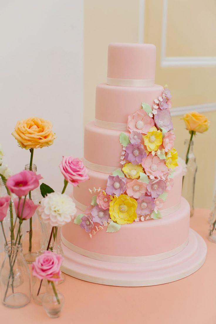 159 best Wedding Cakes images on Pinterest | Cake wedding, Amazing ...