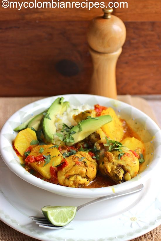 Sudado de Pollo (Colombian-Style Chicken Stew) | My Colombian Recipes
