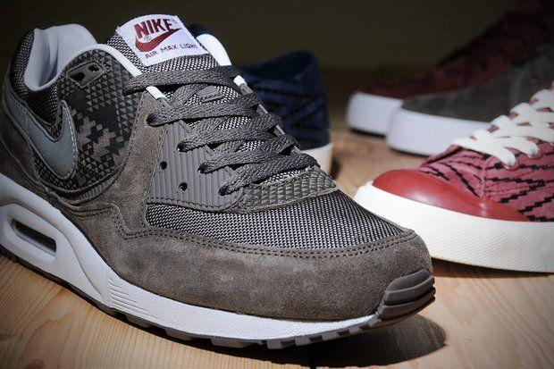 Fancy - Size? x Nike Geometric Air Max Light