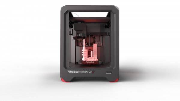 #3D Drucker #MakerBot #MP07925EU   MakerBot Replicator Mini+ Compact Fused Deposition Modeling (FDM) WLAN 3D-Drucker  PLA 1.75mm, eine DüseMakerBot 3D-Drucker Replicator Mini+.    Hier klicken, um weiterzulesen.  Ihr Onlineshop in #Zürich #Bern #Basel #Genf #St.Gallen