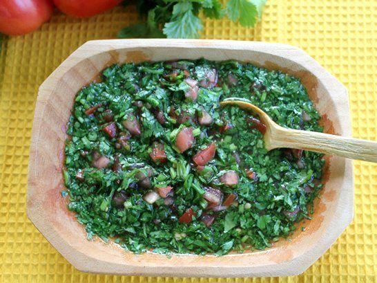 Colombian Ají Sauce - QueRicaVida.com