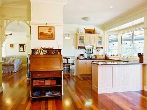 Inside: Burdekin Garth Chapman Traditional Queenslander
