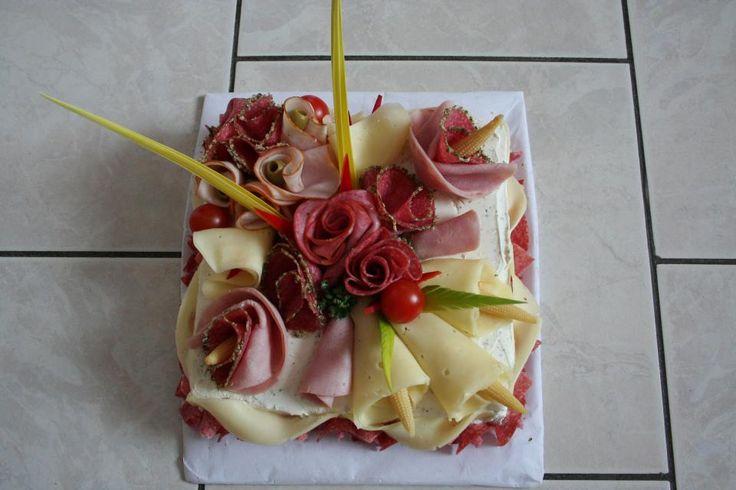 Výsledek obrázku pro malý slaný dort