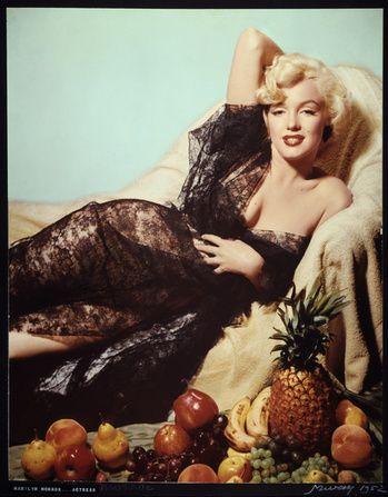 1950 - Marilyn Monroe...Actress