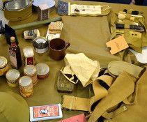 WW1 kit layout primary school workshop