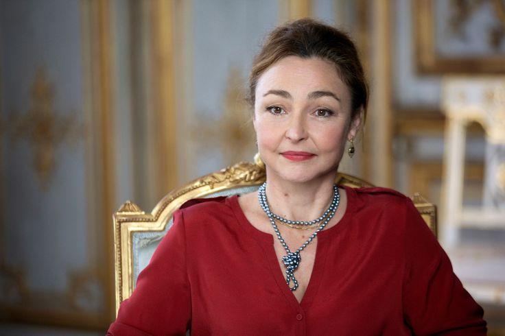 Catherine Frot née en 1956