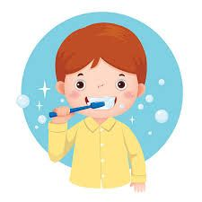 Image result for brush teeth clipart