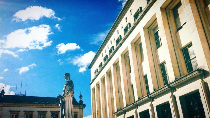 Faculdade de Letras da Universidade de Coimbra