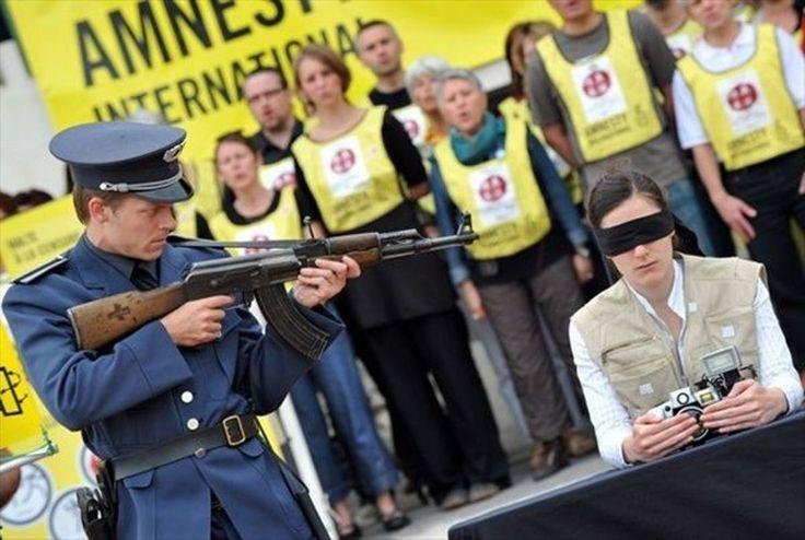 Правозащитная организация Amnesty International обеспокоена ситуацией с гражданскими свободами в Мире