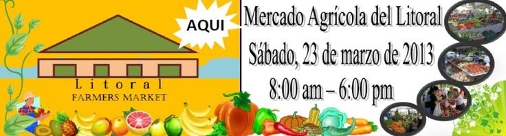 Mercado Agrícola del Litoral @ Mayagüez