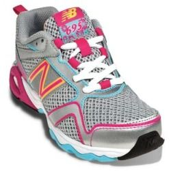 Review New Balance 695 Athletic Shoes Girls new - The colorful design on these New Balance 695 athletic shoes adds a flashy and fashionable touch to any outfit. In...