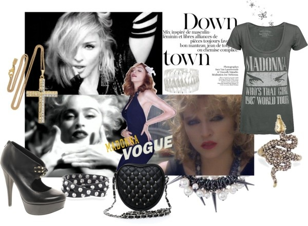 """""""MADONNA COUNT DOWN"""" by eyeloveit on Polyvore"""