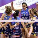 DIRETTA – Volley, Final Four Champions League semifinale: Conegliano-Mosca 3-1 (LIVE)