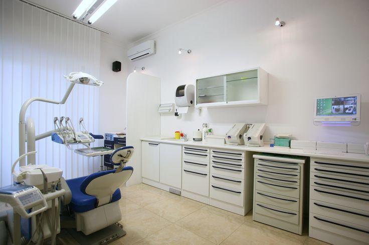 Una panoramica della sala operazioni.