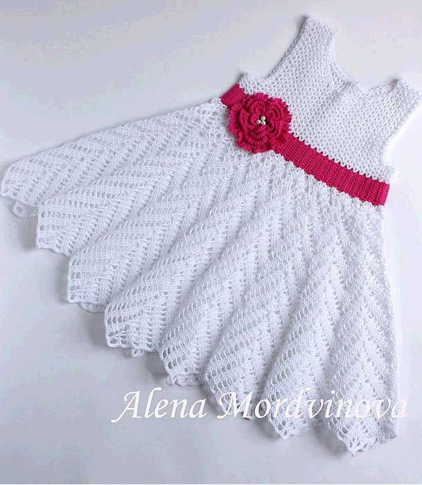 A lovely dress for a lovely lass!  Completely charted with no real instructions. Not sure I'm up for it yet, but someday!