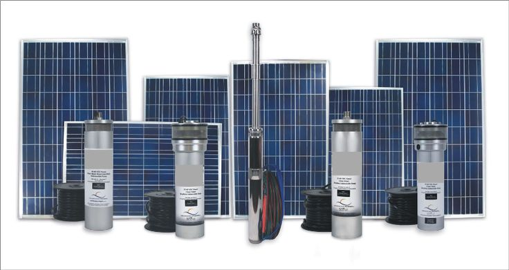 Solar Energy is Cost effective, Efficient and Clean source of water supply solution.