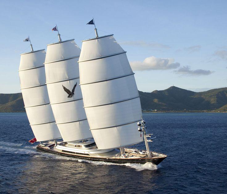 Maltese Falcon Yacht Yachts Pinterest