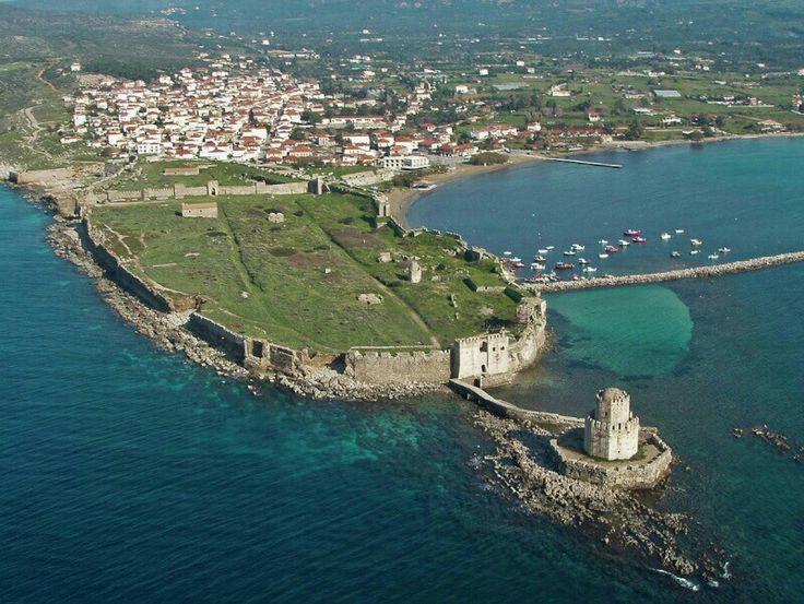 Ottoman/Venetian Fortresse of Modon (Methoni)
