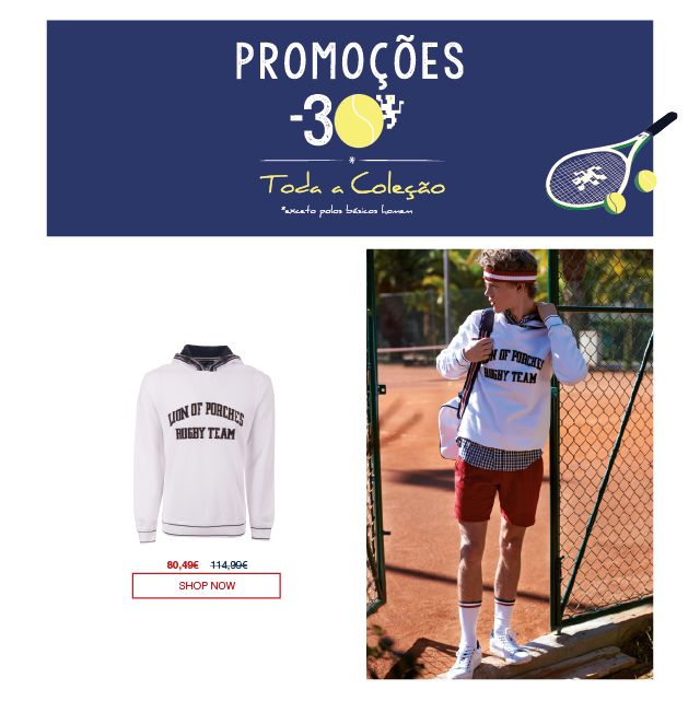 Toda a Coleção -30% l Man Spring Summer Collection by Lion of Porches Casual pieces to play life @ www.lionofporches.com #puregame #summer #lionofporches