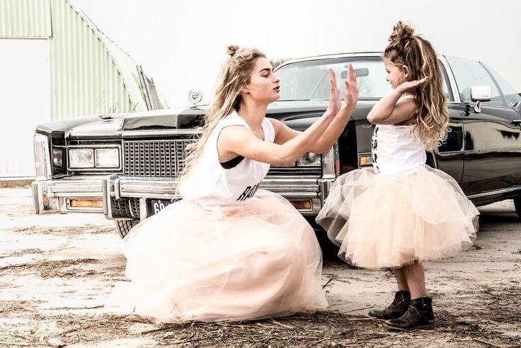 Rocking Ballerina Minime Tulle skirts Tutu