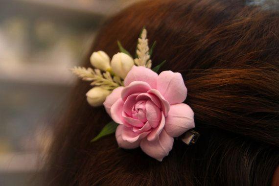 FERMACAPELLI floreale gioielli fatti a mano fiori di ShopotShop