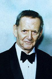 Oklahoman Tony Randall (born Arthur Leonard Rosenberg February 26, 1920 in Tulsa – May 17, 2004) was an American actor, comic, producer and director, known for his role as Felix Unger in the television adaptation of Neil Simon's play, The Odd Couple.