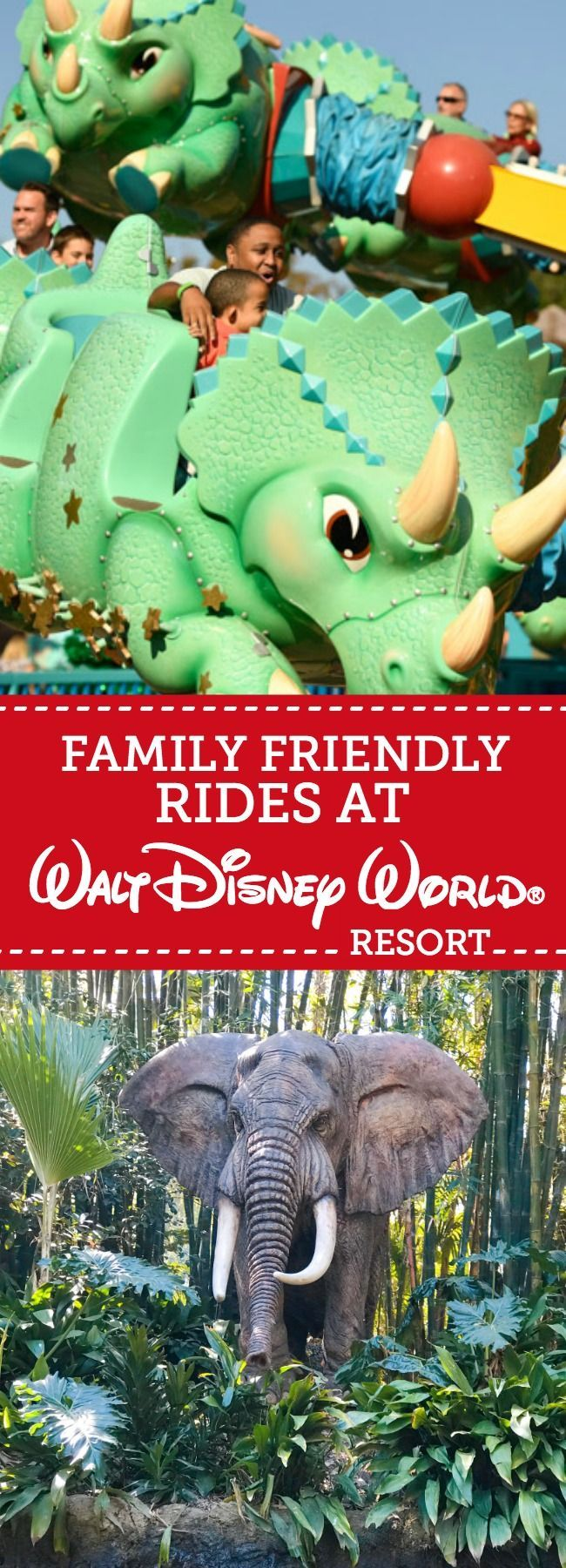 Planning a Disney Vacation with Preschoolers? Discover our thoughts on the best Family Friendly Rides at Walt Disney World®️ Resort!
