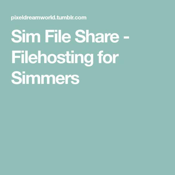 Sim File Share