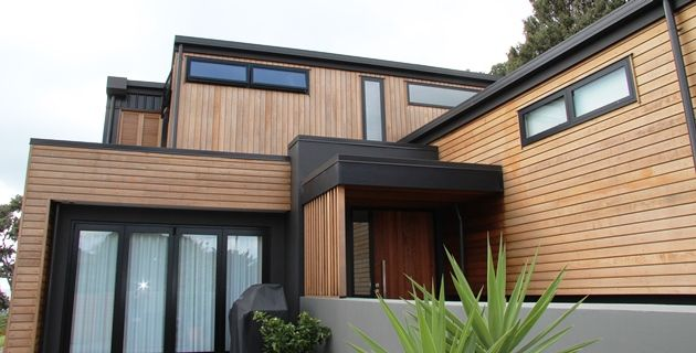 Plywood exterior cladding nz google search cladding for Exterior sheathing options