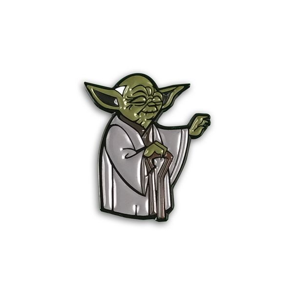 The Grand Master of the Jedi Order. What you love, you shall rep. A collaboration with the talented Brandon Pike.
