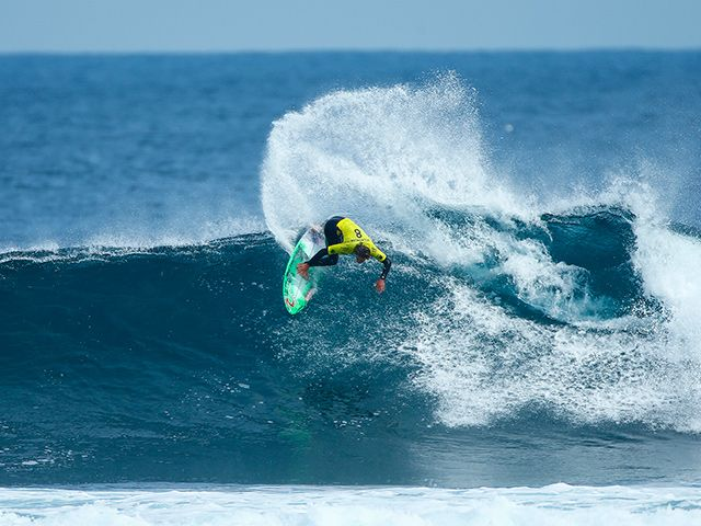 Recapping the Action from Round 1 of the Drug Aware Margaret River Pro