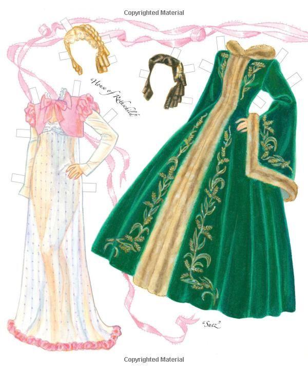 Loretta Young Paper Dolls: Marilyn Henry, Paper Dolls: 9781935223474: Amazon.com: Books